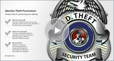 Interactive Video Player On ID Theft